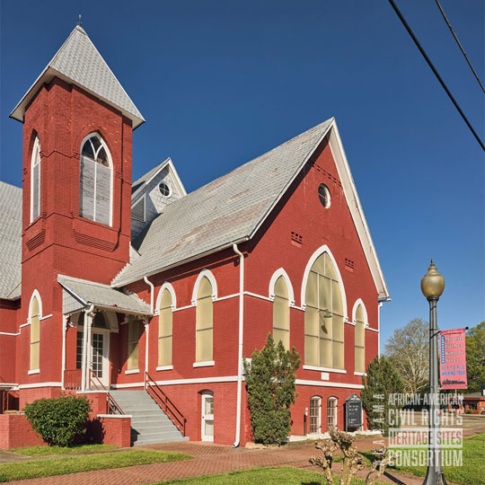First Colored Baptist Church