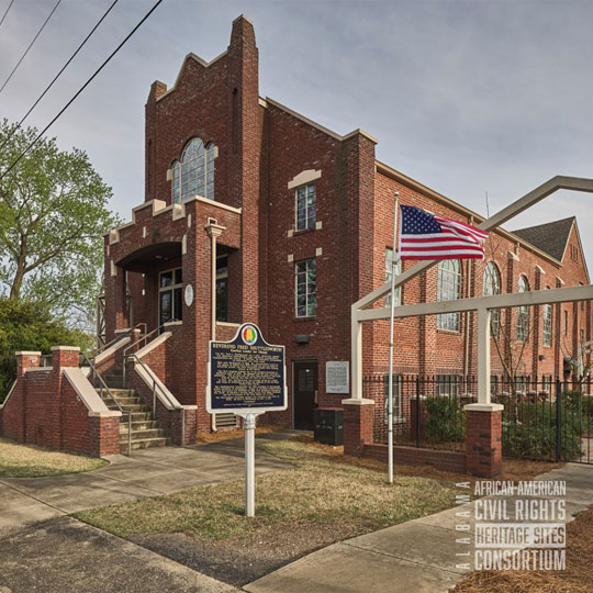Historic Bethel Baptist Church