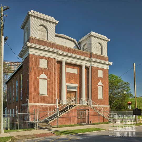 Mt. Zion AME Zion Church Memorial Annex