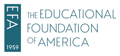 The Educational Foundation of America logo